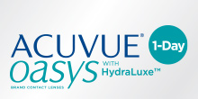 Discover more about the latest innovation from ACUVUE OASYS®